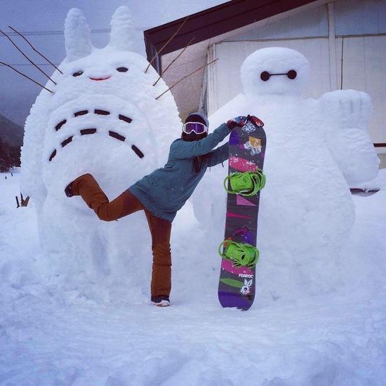 ファミリーに優しいゲレンデ|みやぎ蔵王七ヶ宿スキー場のクチコミ画像2