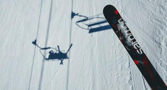 一人で練習、四日目最終日。素晴らしい一日。|信州松本 野麦峠スキー場のクチコミ画像