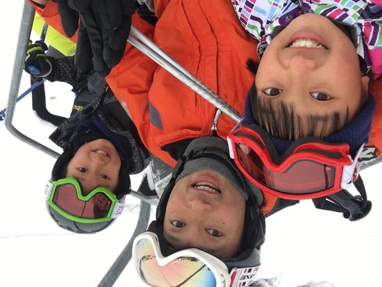 スキー最高!|NASPAスキーガーデンのクチコミ画像2