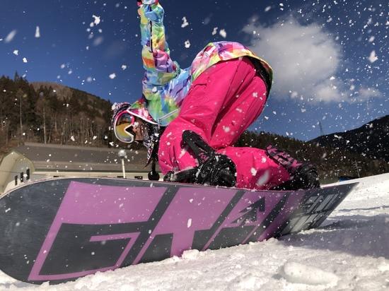 雪上の菜々緒|めいほうスキー場のクチコミ画像