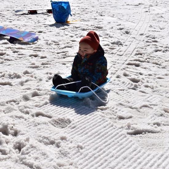 キッズも楽しめる|丸沼高原スキー場のクチコミ画像