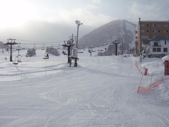 空いています。|北信州 木島平スキー場のクチコミ画像1