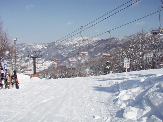 空いています。|北信州 木島平スキー場のクチコミ画像2