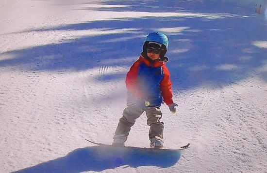 暑い!|神立スノーリゾート(旧 神立高原スキー場)のクチコミ画像