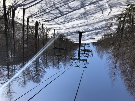 ありゃ行った日でなく投稿日が反映されるのね|川場スキー場のクチコミ画像2