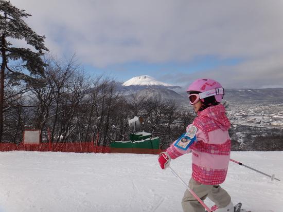 降雪明けの軽井沢でなかなかGOOD|軽井沢プリンスホテルスキー場のクチコミ画像2