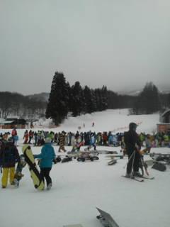 初滑り|池の平温泉スキー場のクチコミ画像