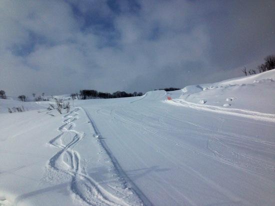リフト1本で滑り倒せるありがたさ。|須原スキー場のクチコミ画像1