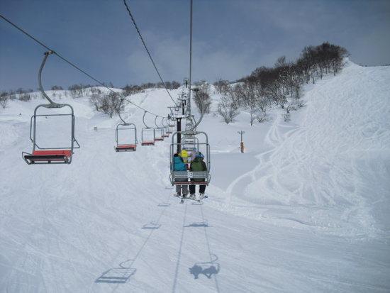 穴場です。|さかえ倶楽部スキー場のクチコミ画像2