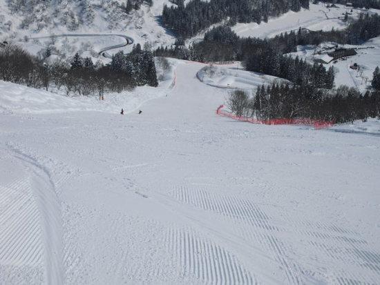 穴場です。|さかえ倶楽部スキー場のクチコミ画像3