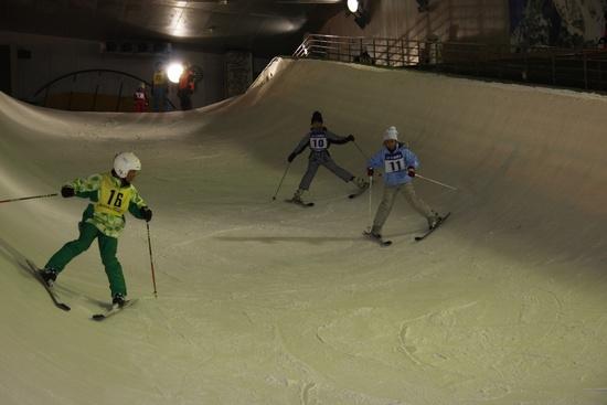 スキー技術のレベルアップにじっくり取り組むのに最適|スノーヴァ新横浜のクチコミ画像