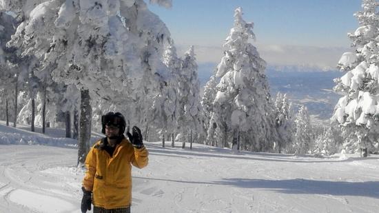 ナイターが楽しい♪|竜王スキーパークのクチコミ画像