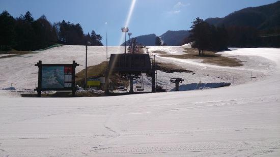 14~15シーズン滑り納め|丸沼高原スキー場のクチコミ画像