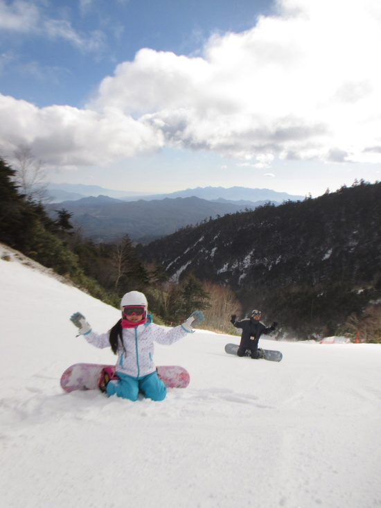 スキーと温泉 草津温泉スキー場のクチコミ画像