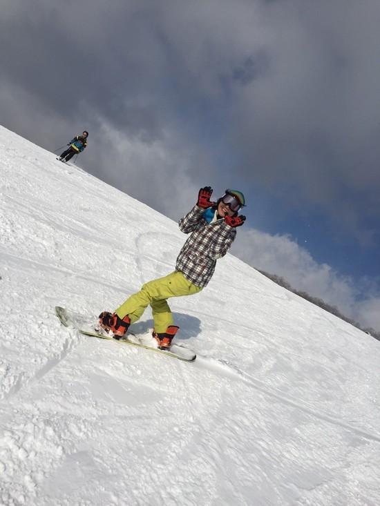 中級者天国 白馬岩岳スノーフィールドのクチコミ画像2