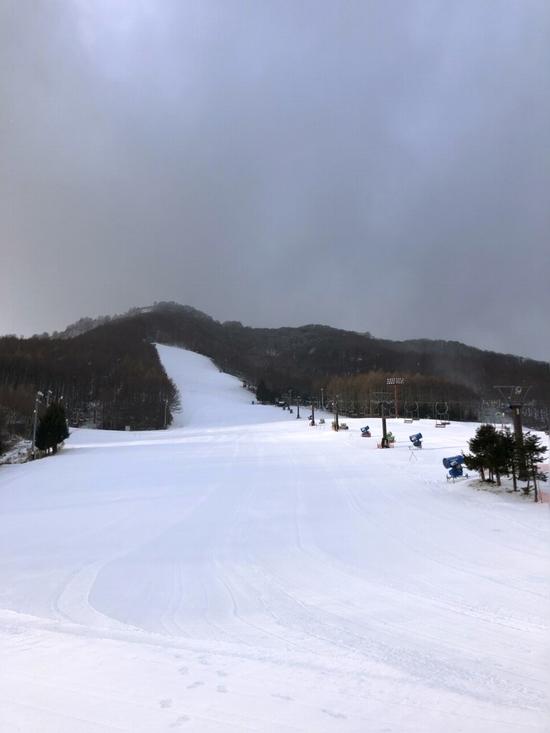 初滑り エコーバレースキー場のクチコミ画像