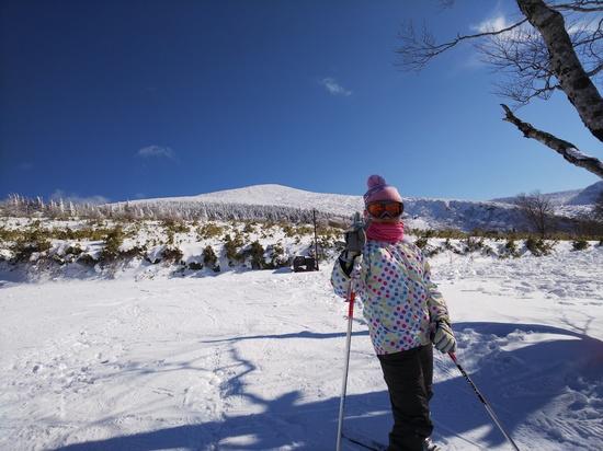 スキー日和!雪質良好!|箕輪スキー場のクチコミ画像3
