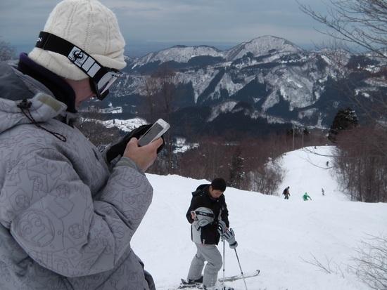 2日通し券でナイターもOK|立山山麓スキー場のクチコミ画像
