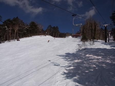 春スキーの至福|信州松本 野麦峠スキー場のクチコミ画像
