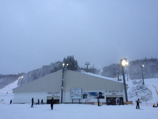 パウダー!|GALA湯沢スキー場のクチコミ画像