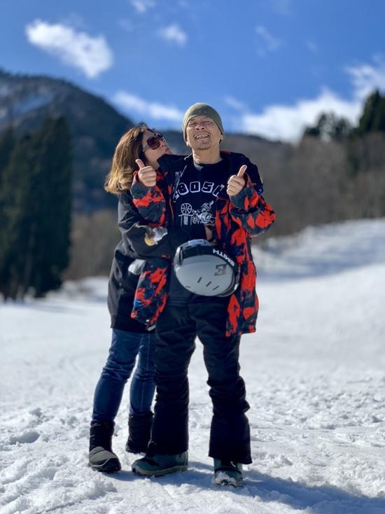 結婚30年万場歴22年|神鍋高原 万場スキー場のクチコミ画像