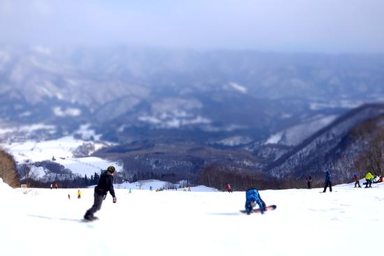 ゴンドラは混む|栂池高原スキー場のクチコミ画像2