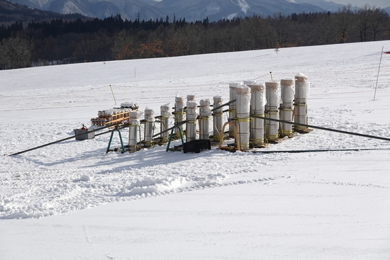 ゴンドラは混む|栂池高原スキー場のクチコミ画像3