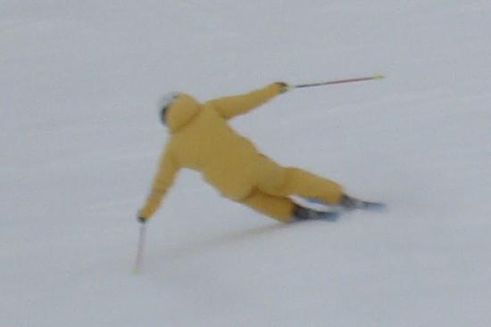 まだ狭く|信州松本 野麦峠スキー場のクチコミ画像