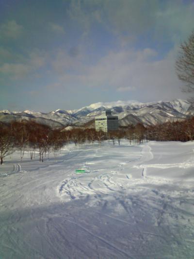 穴場です|水上高原スキーリゾートのクチコミ画像