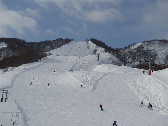皆が楽しめます。|石打丸山スキー場のクチコミ画像