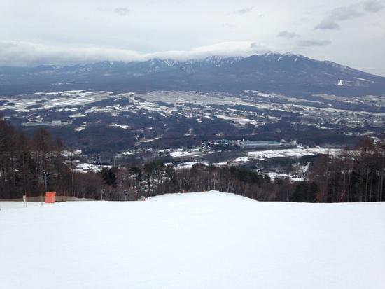 初滑り 富士見パノラマリゾートのクチコミ画像