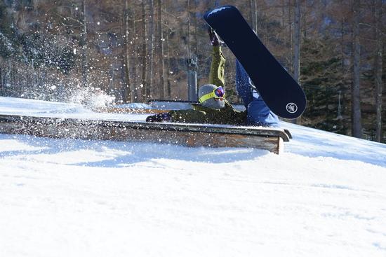 滑り台|丸沼高原スキー場のクチコミ画像