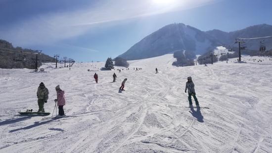 小学生無料とランチがリーズナブル|北信州 木島平スキー場のクチコミ画像