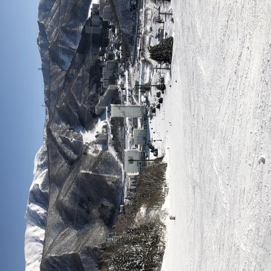 がっつり春スキー 苗場スキー場のクチコミ画像