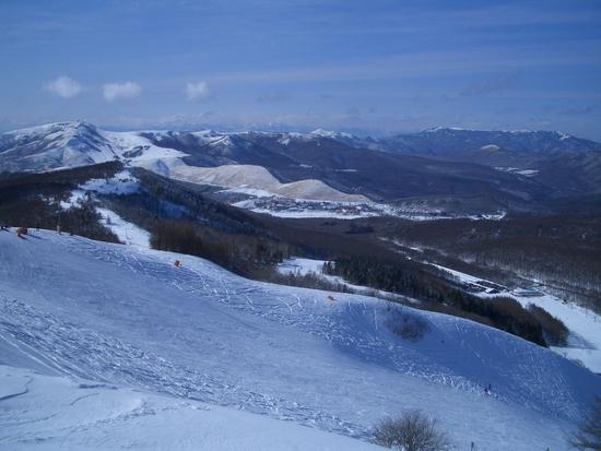 絶景です しらかば2in1スキー場のクチコミ画像2