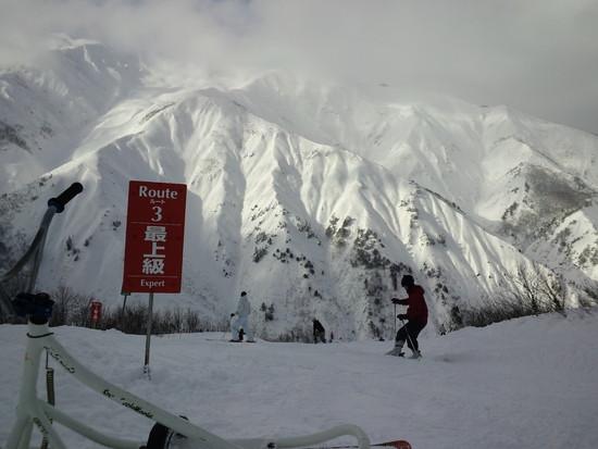 雪質最高!|Hakuba47 ウインタースポーツパークのクチコミ画像