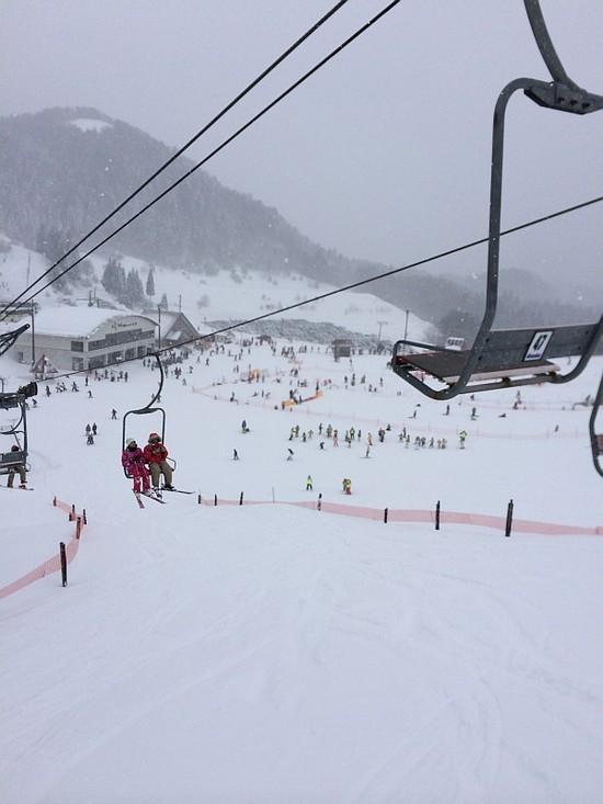 久しぶりのちくさ ちくさ高原スキー場のクチコミ画像1