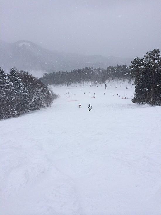 久しぶりのちくさ ちくさ高原スキー場のクチコミ画像2