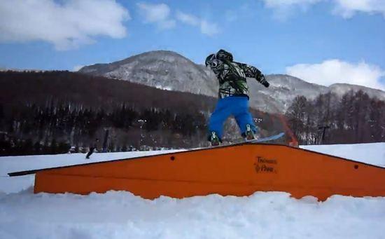 Rail @ Shige!|水上宝台樹スキー場のクチコミ画像