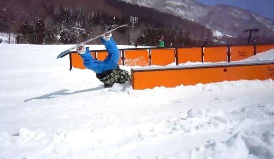 Rail @ Shige!|水上宝台樹スキー場のクチコミ画像2
