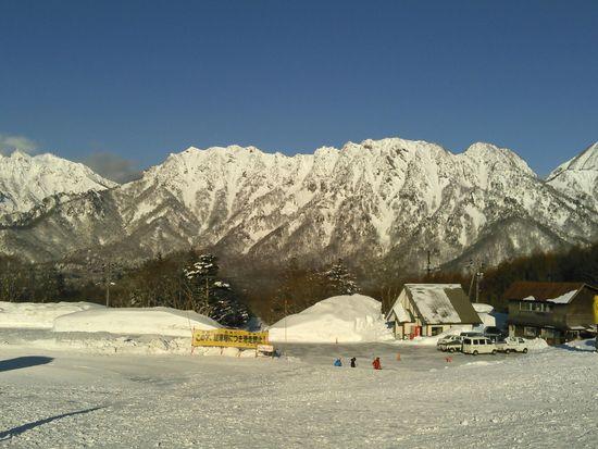 神奈川県スキー技術選|戸隠スキー場のクチコミ画像