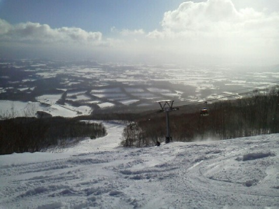 いい天気 パウダー 安比高原スキー場のクチコミ画像