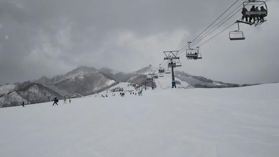寒かった|岩原スキー場のクチコミ画像