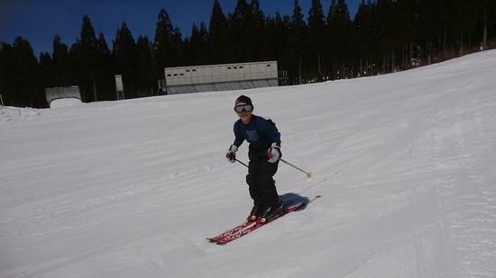 パパとふたり旅行|スキージャム勝山のクチコミ画像1