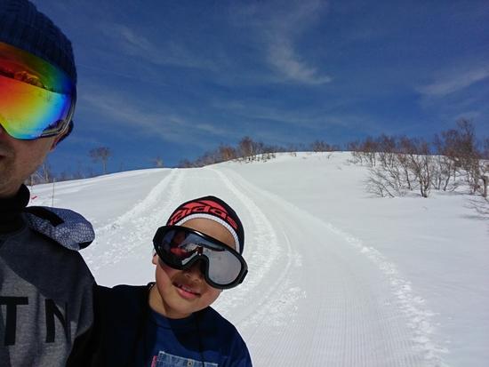 パパとふたり旅行|スキージャム勝山のクチコミ画像2
