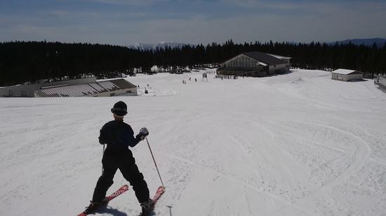 パパとふたり旅行|スキージャム勝山のクチコミ画像3
