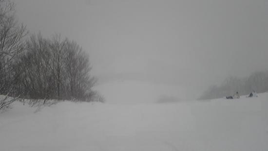 大雪予報の中、行ってきました|HAKUBAVALLEY 鹿島槍スキー場のクチコミ画像