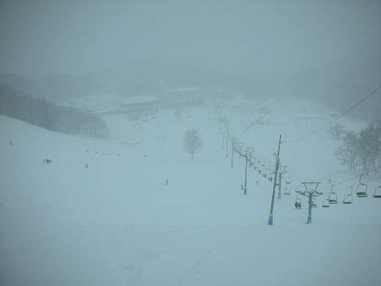 新雪狙い|水上高原・奥利根温泉 藤原スキー場のクチコミ画像