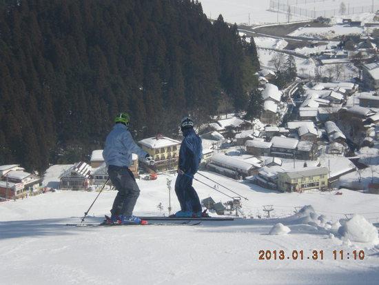 わがホームゲレンデ奥神鍋・万場|奥神鍋スキー場のクチコミ画像