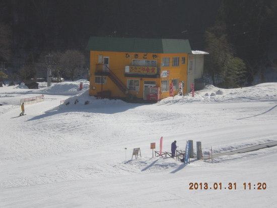 わがホームゲレンデ奥神鍋・万場|奥神鍋スキー場のクチコミ画像2